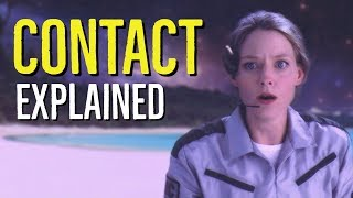 Gambar cover CONTACT (1997) Explained