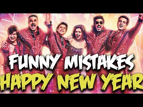 Everything Wrong With Happy New Year Movie...