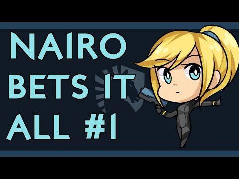 Liquid Nairo bets it all #1 - Pilot