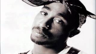 2Pac Type Beat - (Rap Beats, Hip Hop Instrumentals)