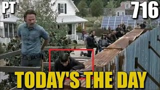 The Walking Dead Season 7 Finale THE FIRST DAY OF THE REST OF YOUR LIFE TWD 716