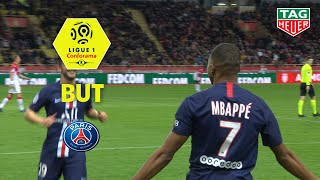 But Kylian MBAPPE (90' +1) / AS Monaco - Paris Saint-Germain (1-4)  (ASM-PARIS)/ 2019-20