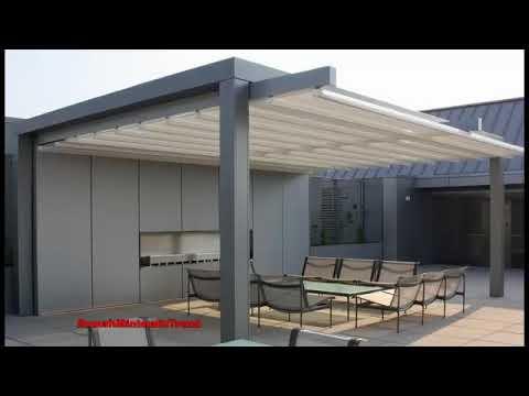 Model Kanopi Rumah Minimalis Terbaru 2018 Youtube