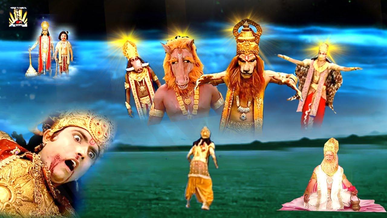कैसे हनुमान ने तोडा इंद्रदेव का घमंड - -Jai Jai Jai Bajrangbali @Evergreen Hindi Serials