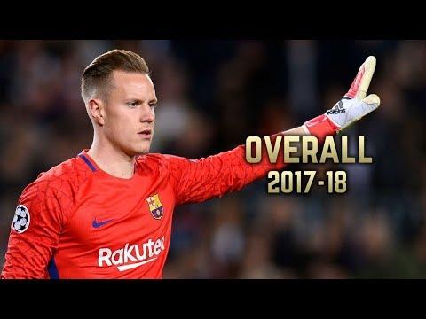 Marc-André ter Stegen - Overall 2017-18 | Best Saves