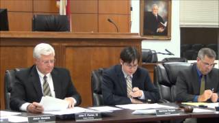 Jackson County Commission Pt. 1 Work Session 11-4-13