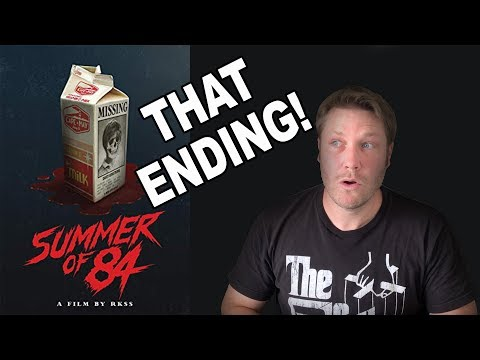 Summer Of 84 Film Review