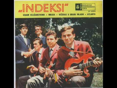 Indexi - U jednim plavim očima (Poslednji koncert u Sarajevu, 2001.)