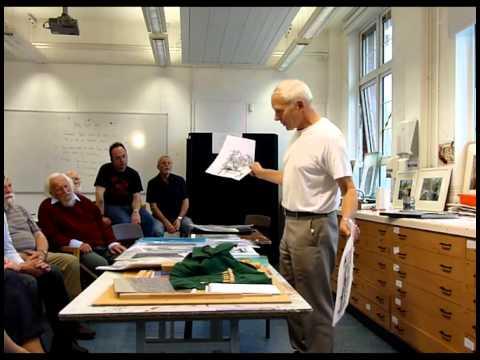 Linocut Printing Bury Art Society