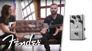 The Engager Boost | Effects Pedals | Fender