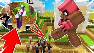 DEV FAKİR JOKERE SALDIRIYOR! -Minecraft