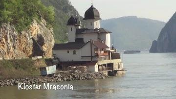Donaukreuzfahrt,von Passau bis zum Schwarzen Meer