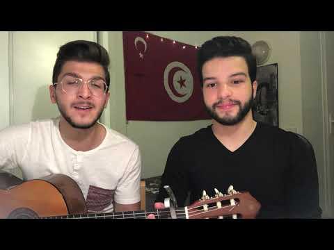 Mi Gna- Supersako 🇦🇲 عالموت-حسين الديك 🇹🇳|cover by Wael Ben Abdallah & Mustafa Öz