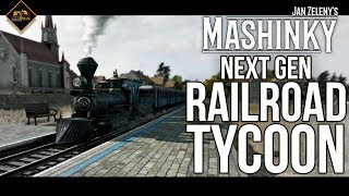 The next generation Railroad Tycoon or OpenTTD? Let