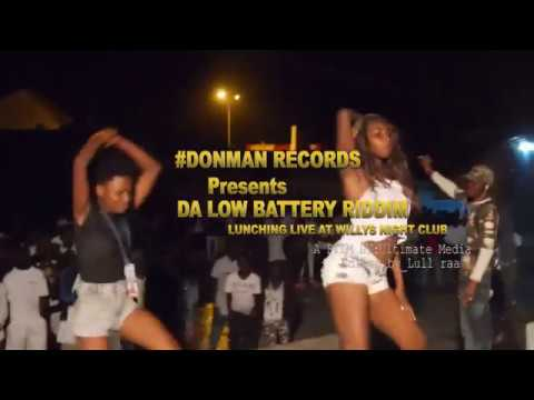 Low Battery DANCE LIVE _Low battery Riddim lunching-GAMBIA MUSIC 2018