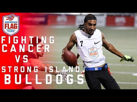 Flag Football Highlights Quarterfinals Game 2: One Step Closer To $1 Million Showdown! | NFL