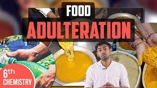 Food Adulteration | Class 6 | Chitti Classes