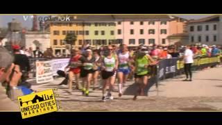 2^ edizione della Unesco Marathon Cividale Palmanova Aquileia 30 03 2014