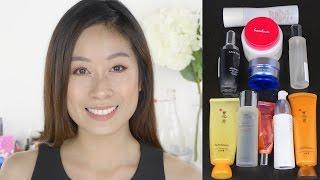10 Step Korean Skincare Routine | One of My Skincare Routines | Viestelook
