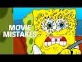 Spongebob Squarepants - Hot Shot Cartoon Mistakes   Spongebob Goofs