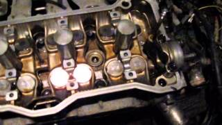 видео Toyota Carina E двигатель часть 2