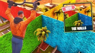 *NEU* THE WALLS Modus in FORTNITE!