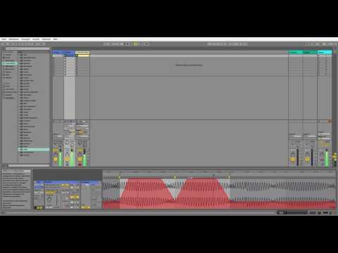 Sonntagsjam Part 1 Techno (Ableton Live 2016)