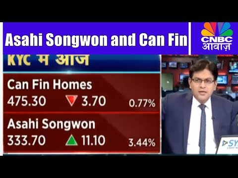 Asahi Songwon Q2 Results | Can Fin Homes | Know Your Company | CNBC Awaaz