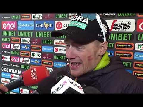 Sam Bennett - Post-race interview - Stage 12 - Giro d'Italia / Tour of Italy 2018