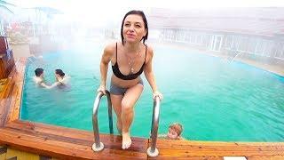 видео Увлекательный зимний отдых в России