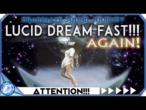 3 HOUR LUCID DREAM Deluxe!  Easy Instant Lucid Dreaming Music : Super Inducer | Binaural Beats