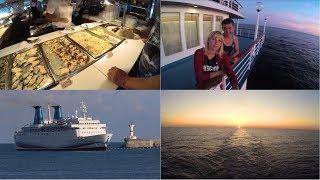 видео Отдых на корабле по черному морю