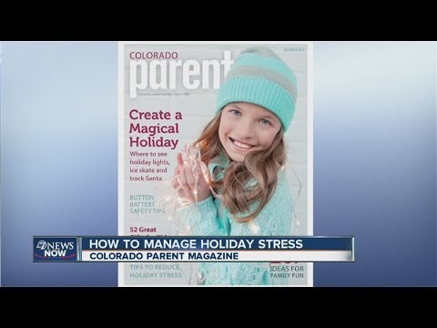 How to manage holiday stress