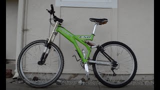 Full Suspension Electric Bike Project Part 1: The Bike