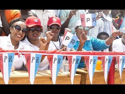RPF CAMPAIGN: MASSIVE TURNOUT IN KICUKIRO