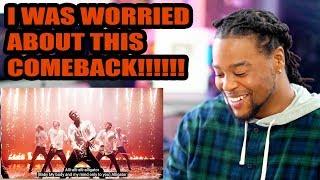 MONSTA X 몬스타엑스 Alligator MV Amazing Comeback Reaction
