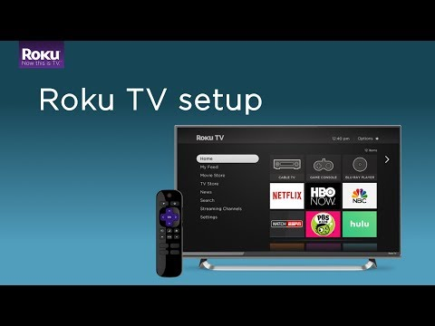 How to set up a Roku TV