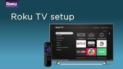 How to set up a Roku TV
