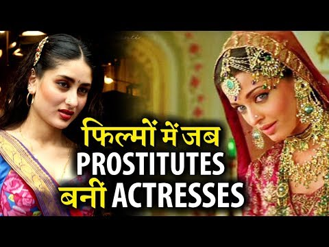 Bollywood Actresses Who Played Prostitutes In Movies