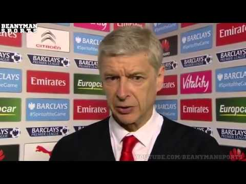 Arsenal 0-1 Swansea - Arsene Wenger Post Match Interview - Defeat Undeserved