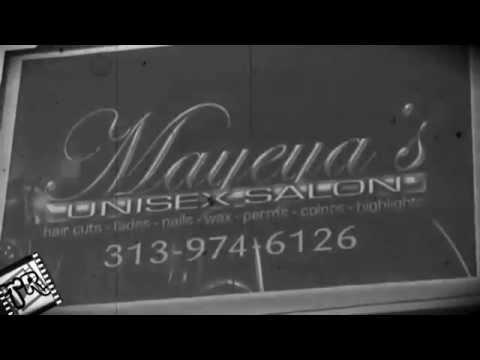 Mayeya's Detroit Unisex Salon 313-974-6126