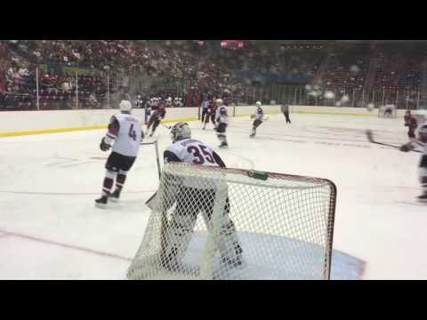 Tucson Roadrunners and Arizona Coyotes red/white game