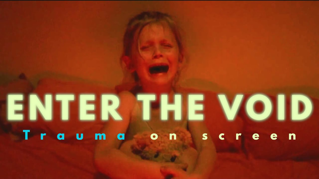 Download Visual Trauma of Enter the Void