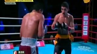 Абилхан Аманкул VS. Йохан Гонсалес