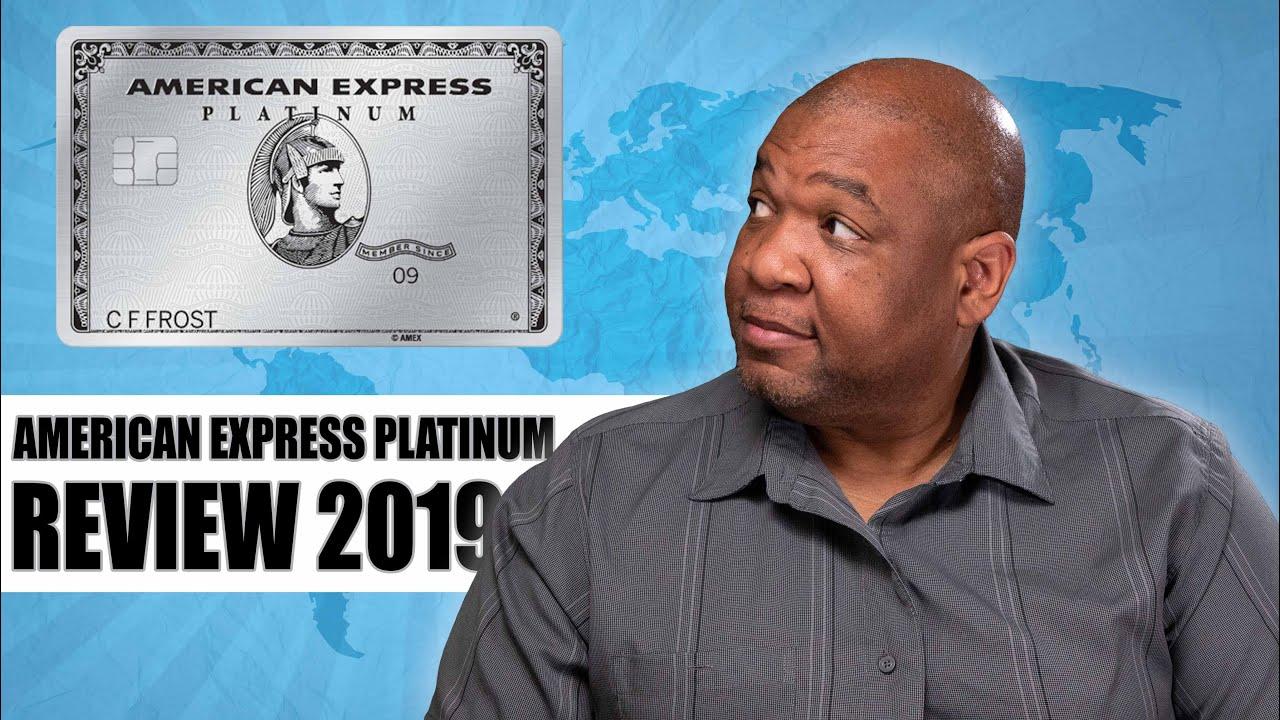 American Express Platinum 2019 - How Travel Rewards Cards Work