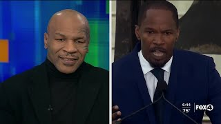 Jamie Foxx To Play Mike Tyson In TV Series