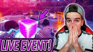 JETZT NEUES ALIEN BUNKER LIVE EVENT!👽🔥 | RUNEN BEWEGEN SICH😱 | LIVE EVENT| Fortnite Battle Royale
