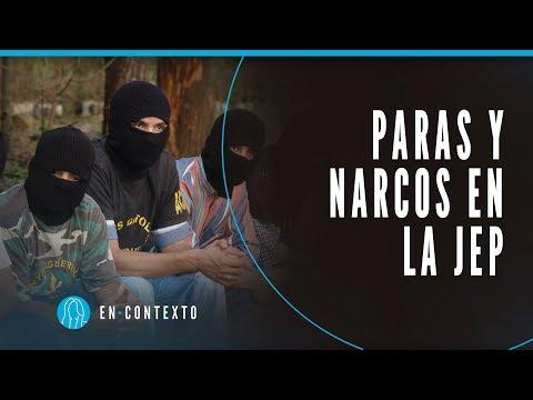 Narcos y paras presos: ¿Pueden entrar a la JEP?   En Contexto   El Espectador