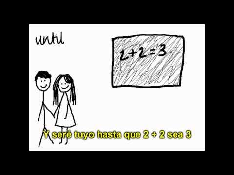 Arctic Monkeys - Baby I'm Yours - (Subtitulos en español)