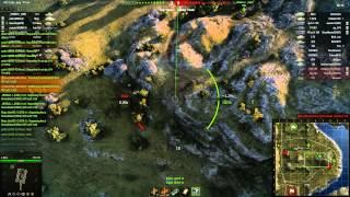 World of Tanks Commentary: Epic Comeback Last Second Victory